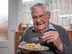 LONG IN THE (SWEET) TOOTH: Retired Baker Turns 100 And Reveals Secret Of His Longevity – Never Skip Dessert