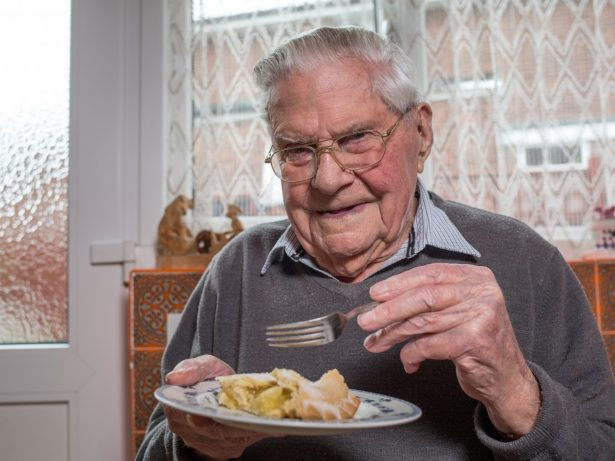 LONG IN THE (SWEET) TOOTH: Retired Baker Turns 100 And Reveals Secret Of His Longevity - Never Skip Dessert