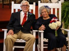 Childhood Sweethearts Torn Apart In Teens Finally Marry 70 Years Later