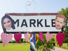 Tiny Village Called Markle Preparing To Host Royal Wedding Celebrations