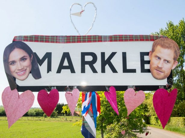 Tiny Village Called Markle Preparing To Host Royal Wedding Celebrations