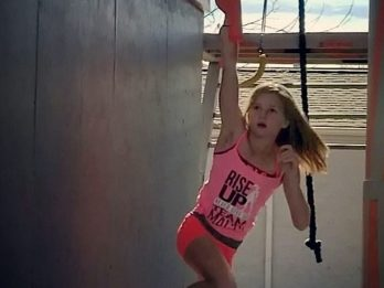 Meet The Ten-Year-Old Ninja Girl Watched By 48 MILLION People Beating Her Coach In Tough Obstacle Course