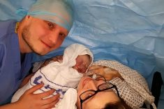 """Cancer Survivor Welcomed """"Miracle Baby"""" After Partner Found Out She Was Unexpectedly Pregnant – Just DAYS Before Chemotherapy Left Him Infertile"""