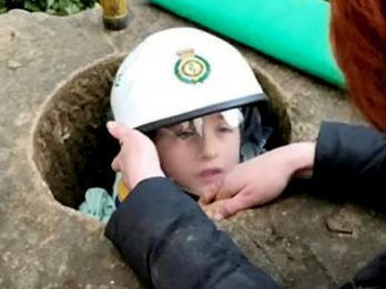 Seven-Year-Old Spent Almost Three Hours Stuck Inside Stone Monument At National Trust Property