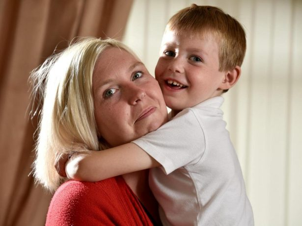 Mother Whose Epileptic Son Suffers From Up To 300 Seizures A Day Joins Call For Cannabis Oil To Be Legalised For Medical Use