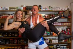 Couple's Amazing Transformation From Regular-Sized Duo Into Bodybuilding Champions – In Under A Year