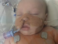 Mum's Instinct Saved Her Baby's Life After Doctors Mistook A Life-Threatening Heart Condition For A Blocked Nose