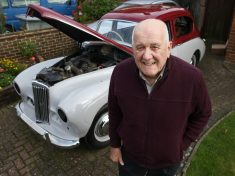 Grandad Appealing For Help Restoring Vintage Cars After Parkinson's Diagnosis Leaves him unable To Hold Tools