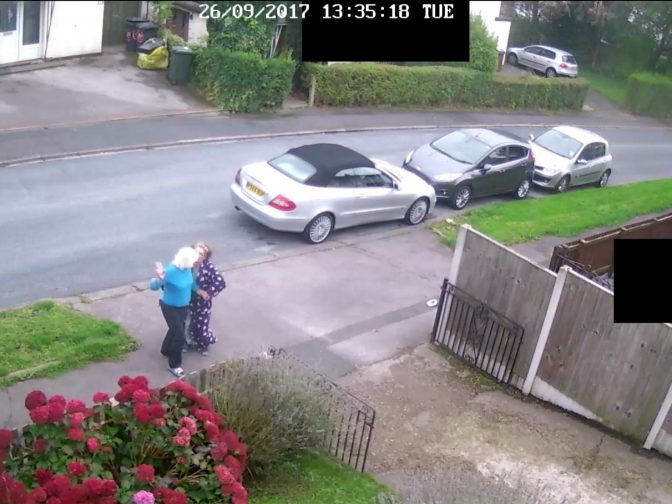 Neighbour From Hell Filmed Pouring Tea On 63-Year-Old Grandmother