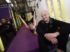 Gym With No Exercise Machines Hopes To Prepare Customers For Ninja Warrior