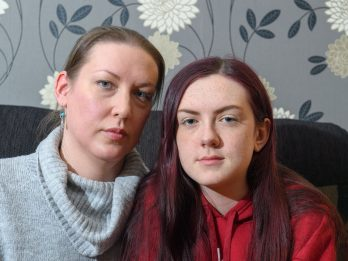 Schoolgirl Hits Out At Hospital Staff Who Refused To Help After Mum Collapsed Twice Outside The Building