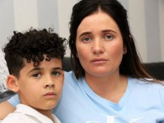 Mother Fined For Failing To Send Her Son To School Because He Was Ill