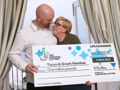 Couple Win £1 Million On Lotto After Reading Article About What Happens When You Win The Lottery