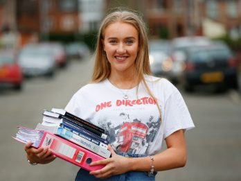 University Student Hoping Her 13,000 Word Dissertation Has The X Factor - After Writing It On One Direction