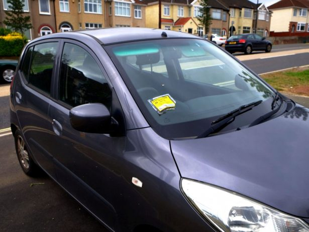 More Than 100 Residents Ticketed For Parking On Their OWN Driveways