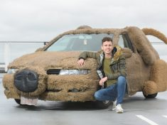 Man Turns Girlfriend's Car Into A DOG After She Keeps Asking Him For Lifts