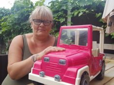 Brave Mum Fought Off Four Armed Thugs Who Forced Their Way Into Her Home – By Bashing Them With Toy Car
