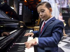 Nine-Year-Old Piano Prodigy Taught Himself To Play Without Lessons By Watching Youtube And Cartoons