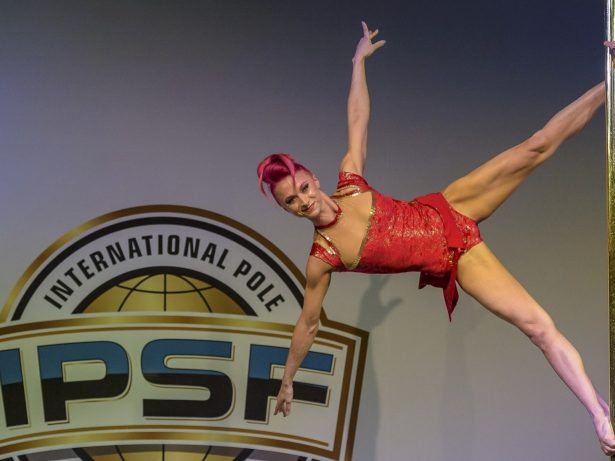 Woman Finally Gets Pole Dancing Recognised As Official Sport After 11-Year Fight