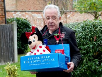 Pensioner Bravely Fends Off Muggers Who Try To Steal Poppy Collection Tin