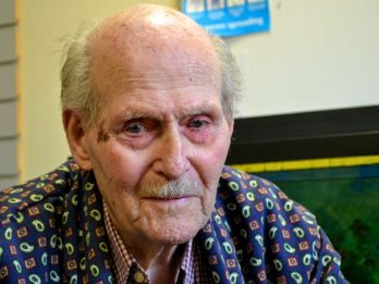 World War II Hero Claims The End Of His Life Has Been Ruined After Being Injured Falling Down Open Manhole