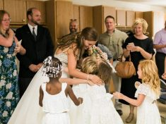 Primary School Teacher Invites 20 Pupils To Her Wedding To Be Flower Girls And Page Boys