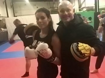Female Boxer Used Combat Skills To Fight Off Two Thugs Who Tried To Steal Her Handbag
