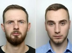 Two Fake Taxi Drivers Who Raped Drunk Woman After Kidnapping Her Have Been Caged For A Total Of 20 Years