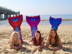 Sea Lover Opens UK's First Mermaid School