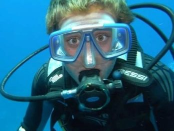 Paraplegic Scuba Diver Is Back In The Water Helping Disabled Divers - Nine Years After Terrifying Scuba Accident Crushed His Spine