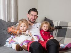 "Dad Who Lost All Limbs In Electric Shock Splits From The Mum Of His Twin Girls Because He Didn't Want To Be A ""Burden"""