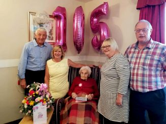 105-Year-Old Spinster Has Revealed The Key To A Long Life Is - Being SINGLE