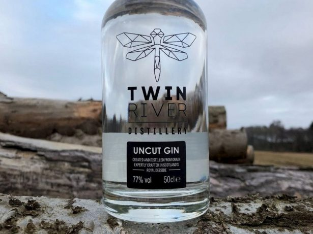 Scottish Distillery Has Created The World's Strongest Gin