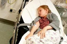 Mum Posts Heartbreaking Pictures Of Her Daughter In Hospital After She Attempted Suicide Following Months Of Bullying