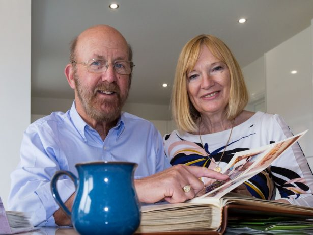 First Couple To Wed After Meeting On Club 18-30 Hol Set To Celebrate 45 Years Of Marriage