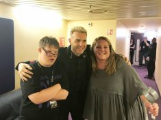 Teen With Down's Syndrome Gets Ultimate Birthday Surprise When He Meets Idol GARY BARLOW