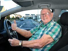 Besotted Husband Passes Driving Test Aged 79 To Chauffeur Stroke-Stricken Wife To Hospital