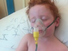 Mum Tells Of Five-Year-Old Son's Health Battle After Suffering A Tick Bite