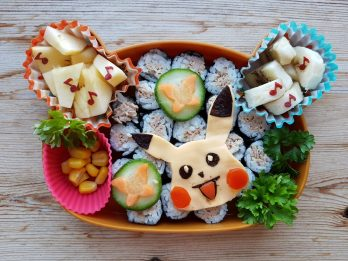 Cartoonist Mum Makes The World's Most Amazing Artistic Packed Lunches