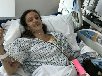 Woman's 'Touching The Void' Ordeal After She Fell Into Quarry And Crawled Out - With Broken Ribs, Pelvis, Punctured Lung And Spleen