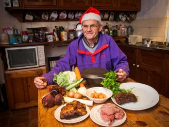 Man Who Eats Roadkill Set To Have Turkey For The First Time This Christmas After Last Year's Dolphin Got Him In Trouble