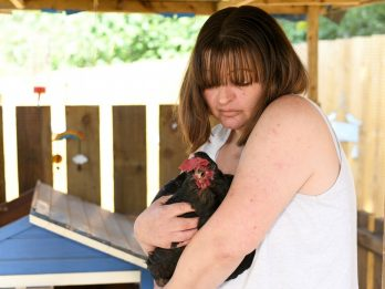 Woman's Noisy Pet Chicken Has Ruffled People's Feathers And Now The Bird Faces Eviction