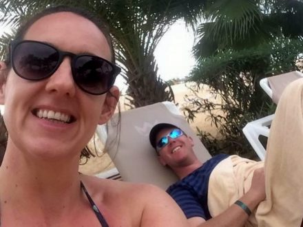Woman Dies After Being Struck By Lightning While Playing Golf On Romantic Holiday With Her Husband