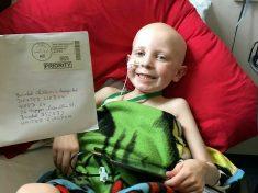 Brave Superhero Fan Fighting Cancer Sent Artwork From Strangers Around The World