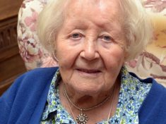 Great-Gran Celebrating 107th Birthday Puts Longevity Down To Guzzling A DAILY Glass Of WHISKY
