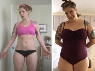 Mum Who Calorie Counted From The Age Of Nine Feels 'Liberated' After Quitting Gym And Gaining 60lbs